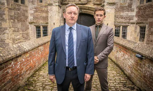 ITV #1 Wednesday in the UK as 'Midsomer Murders' was top program.