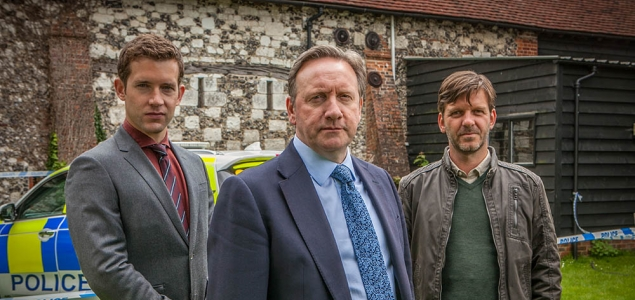 ITV #1 Wednesday in the UK as 'Midsomer Murders' top program.
