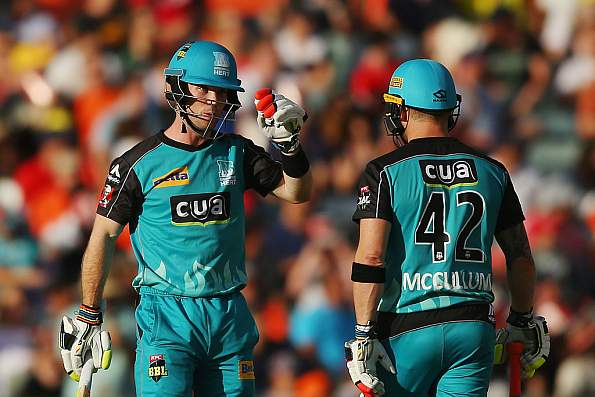 Ten #1 Wednesday in AU as 'Cricket:KFC Big Bash League Game #23' top program as 'Nine News' #1 newscast.