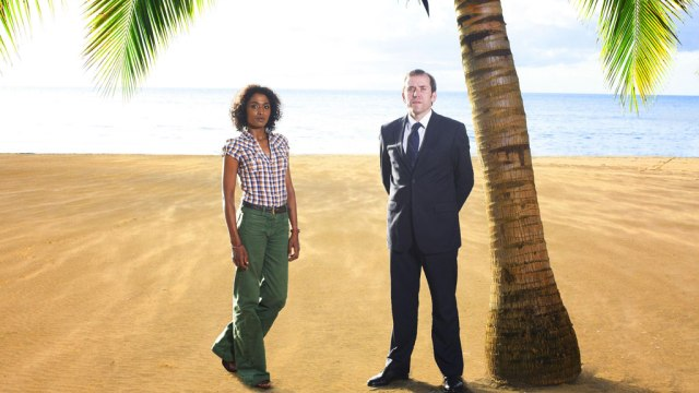 ABC #1 Saturday in Australia as 'Death In Paradise' top program.