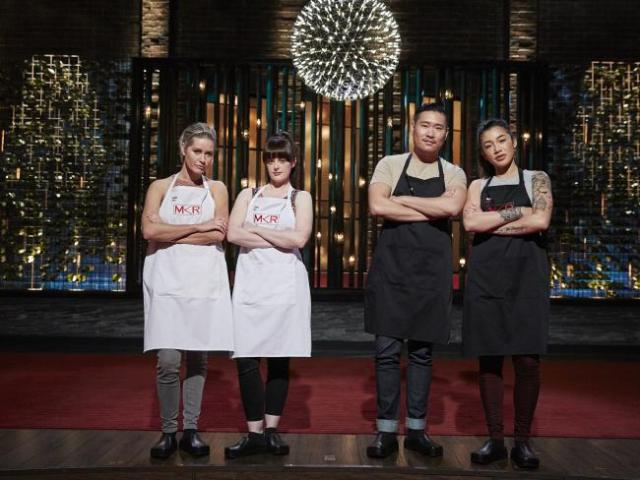 Seven #1 Wednesday in Australia as 'My Kitchen Rules' top program.