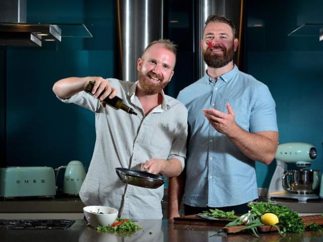 Seven #1 Monday in Australia as 'My Kitchen Rules' top program.