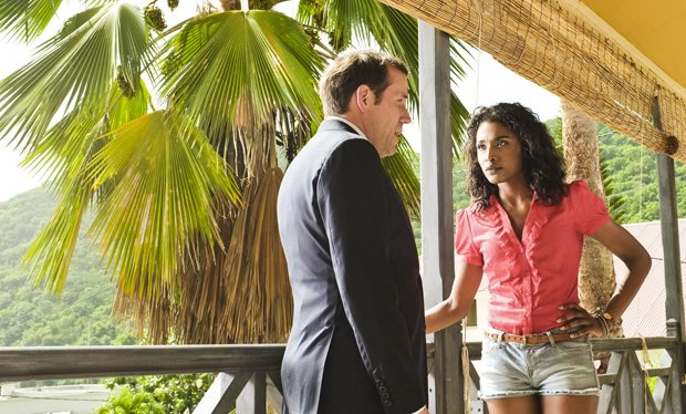 ABC #1 in Australia Saturday as 'Death In Paradise' top program.