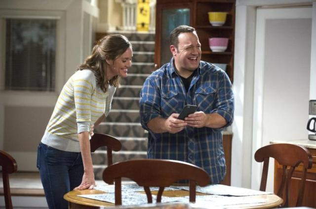 CBS #1 Monday as 'Kevin Can Wait' top program.