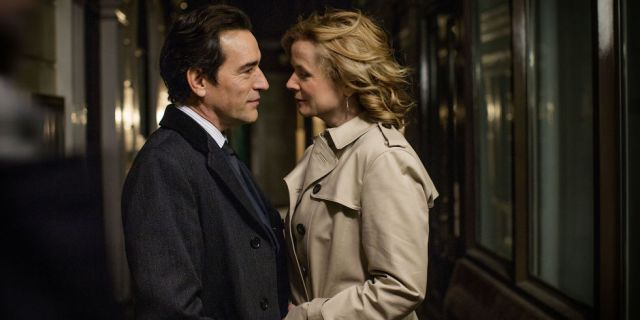 BBC One #1 Monday as 'Apple Tree Yard' top program.
