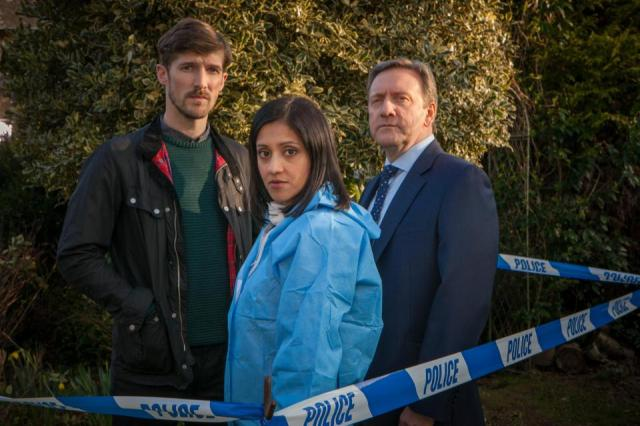 ITV #1 Wednesday as 'Midsomer Murders' top program.