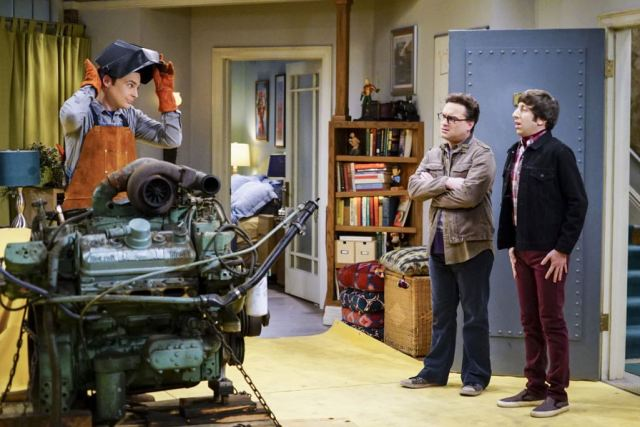 CBS #1 Thursday as 'The Big Bang Theory' was the #1 program in the English Language world Thursday.